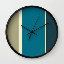 Présidentielles France 2017 Wall Clock