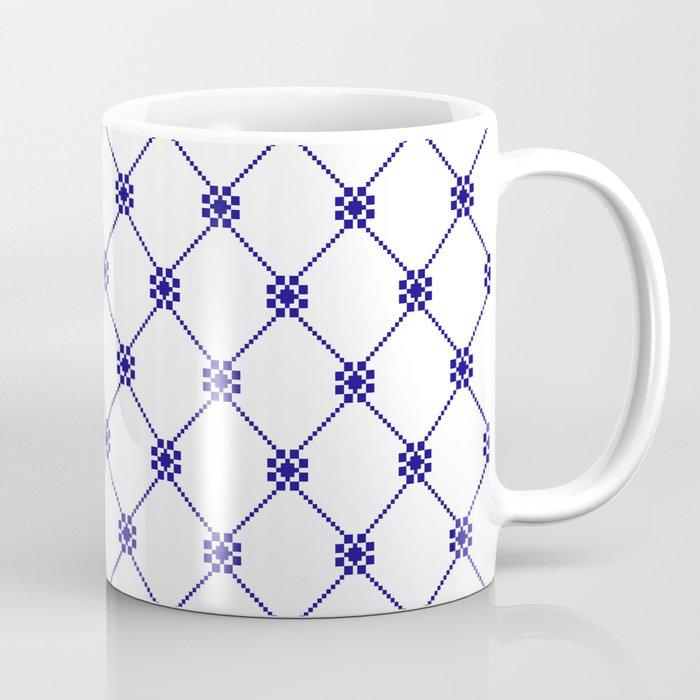 Folk pattern II Coffee Mug