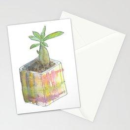 Adenium Obesum Stationery Cards