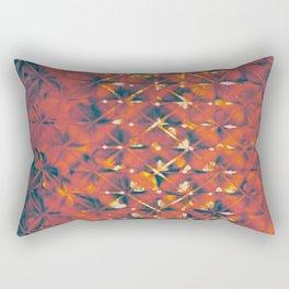 The heat inside Rectangular Pillow