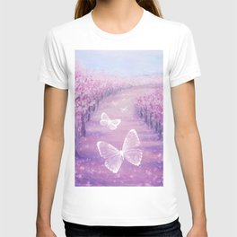 Butterflies' Field Trip T-shirt