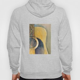 Martin Accoustic Guitar  new proportion Hoody