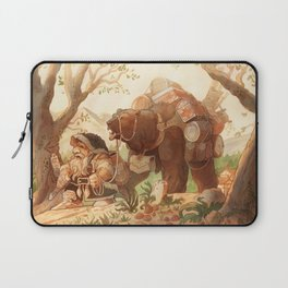 Dwarfen merchant Laptop Sleeve