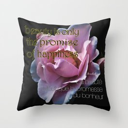 Stendhal Throw Pillow