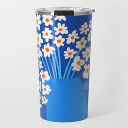 Abstraction_FLORAL_Blossom_001 Travel Mug