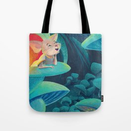 Mouse Dreams Tote Bag