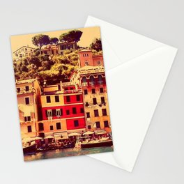 Buongiorno Portofino! Stationery Cards