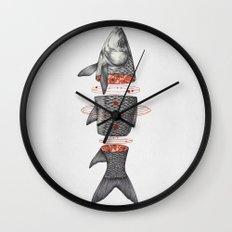 Sashimi I Wall Clock