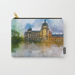 Château de Chantilly Carry-All Pouch