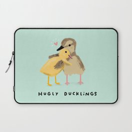 Hugly Ducklings Laptop Sleeve