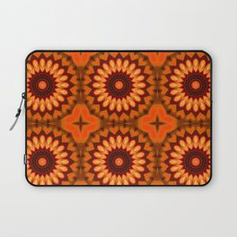Mandala Lovely Hearts Laptop Sleeve