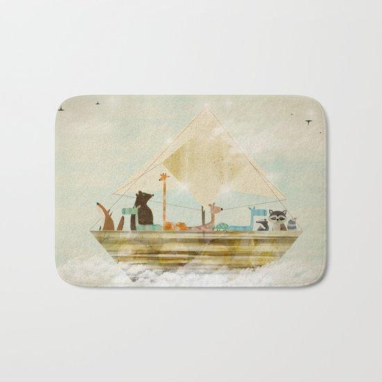 sky sailers Bath Mat
