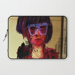 AA Girl Laptop Sleeve