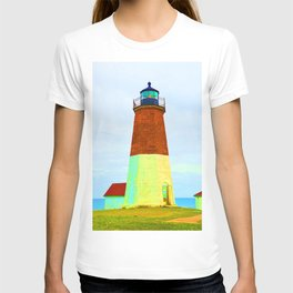Rhode Island Lighthouse T-shirt
