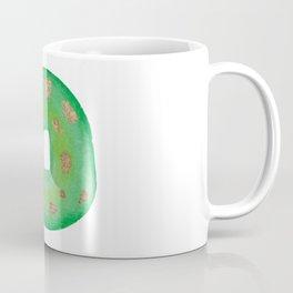 Matcha Bronzie Donut Coffee Mug