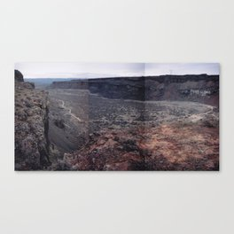 Frenchman Coulee Canvas Print