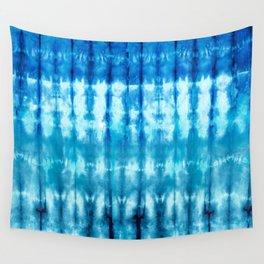 Shibori Ombre Nori Wall Tapestry