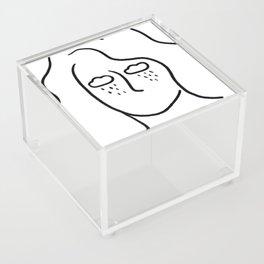 rainy soul Acrylic Box