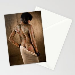 Lepa in Cotton Stationery Cards