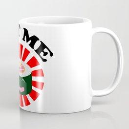 Eat Me Kawaii Sushi Coffee Mug
