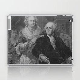 President Washington At Home Laptop & iPad Skin