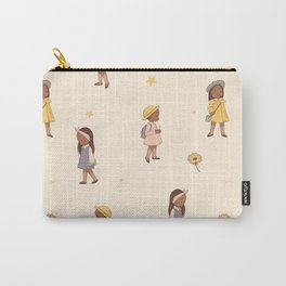 Buttercups 2 (yellow) Carry-All Pouch