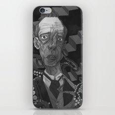 The Treasure of Abbot Thomas iPhone & iPod Skin