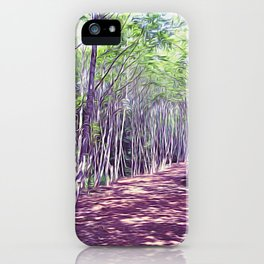 Choose the Path to Wisdom  iPhone Case