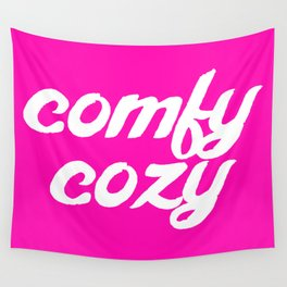 comfy cozy Wall Tapestry