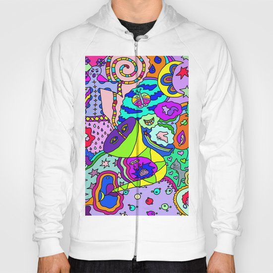 Abstract 13 Hoody