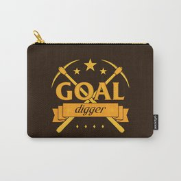 Goal Digger Carry-All Pouch