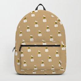Need. Coffee. Now. Backpack