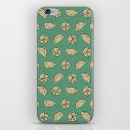 Dumpling Pattern iPhone Skin