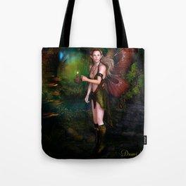 Dream Night Tote Bag