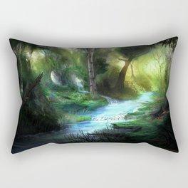 Capacia Forest Rectangular Pillow