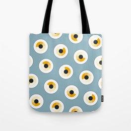 Whimsical Eyes (Amber) Tote Bag