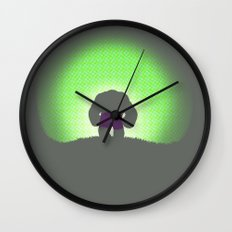 My Time In Exile Wall Clock