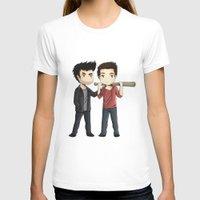 sterek T-shirts featuring Sterek by agartaart