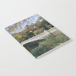 Autumn in New York Notebook