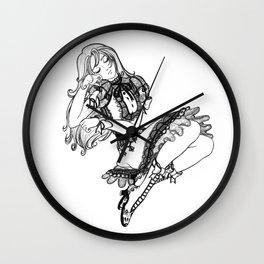 Megan Wall Clock