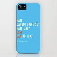 Love Can Quote Slim Case iPhone (5, 5s)