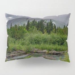 Alaskan Summer Rain Clouds, Kenai_Peninsula Pillow Sham