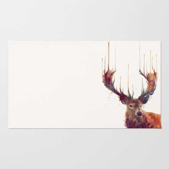 Red Deer // Stag Rug