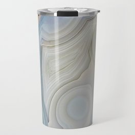 Agate Abstract Travel Mug