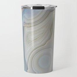 Agate Abstract Travel Mug