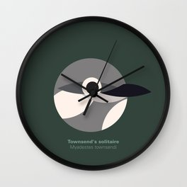 Townsend's solitaire Wall Clock