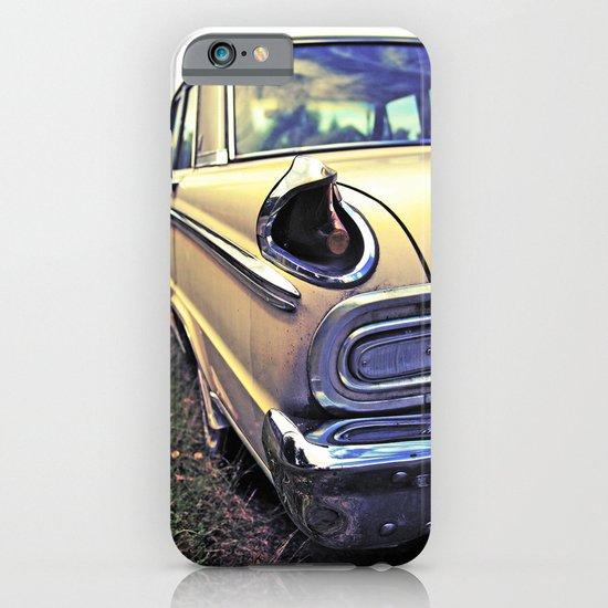 Meteor taillight iPhone & iPod Case