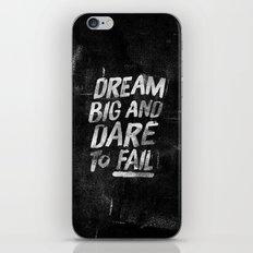 II. Dream big iPhone & iPod Skin