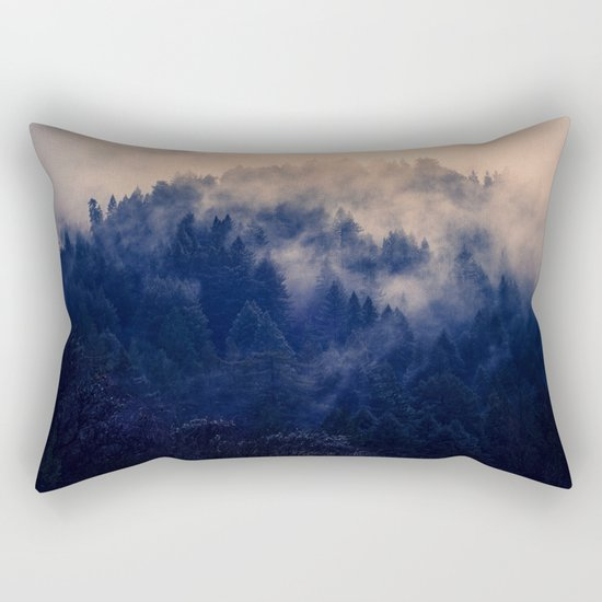 In the Pale Moonlight Rectangular Pillow