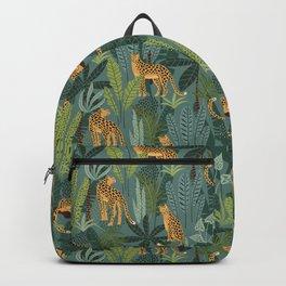 Jungle Leopards Backpack